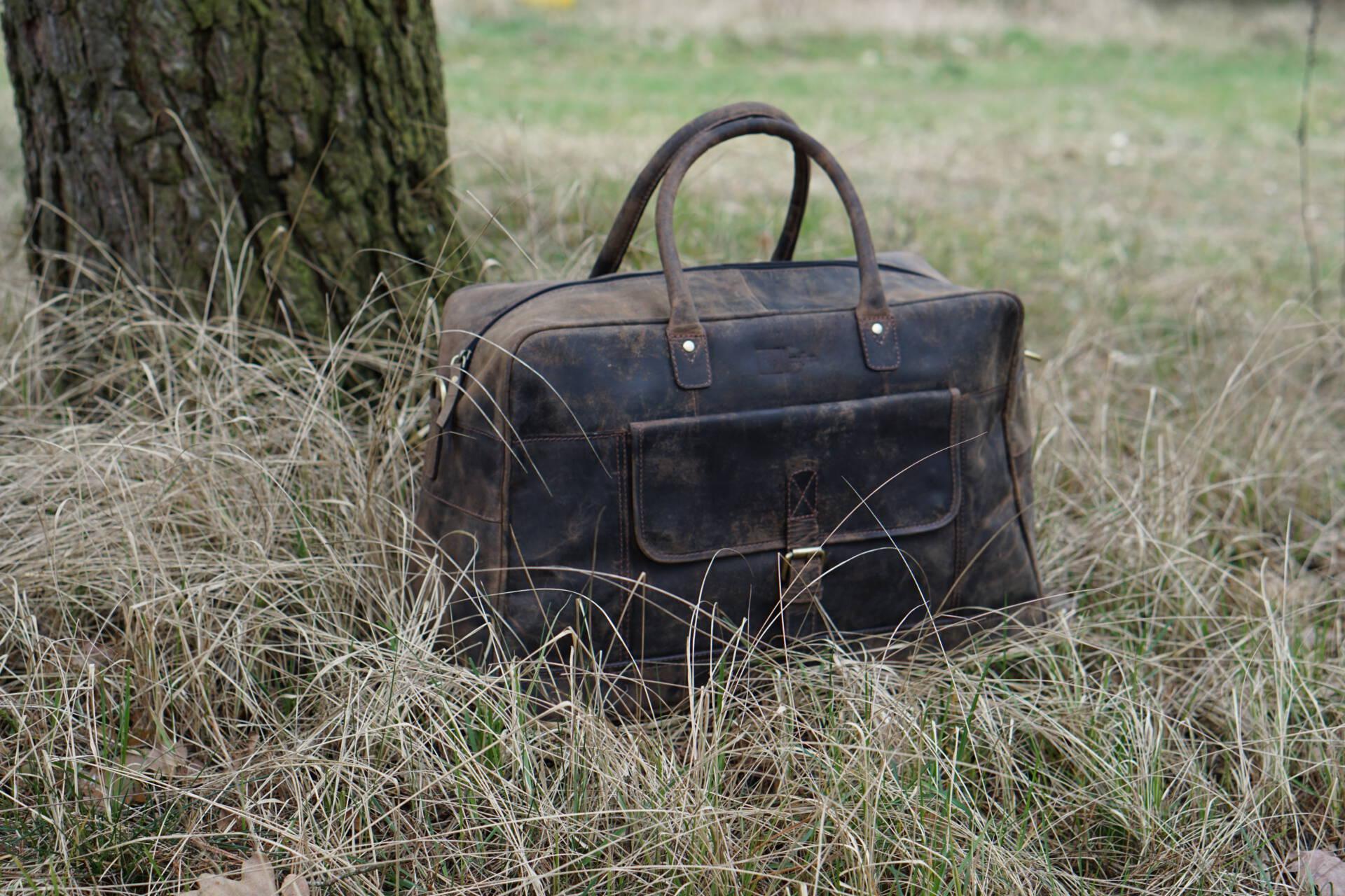Skórzana torba